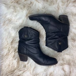 FRYE: Slouchy Boot